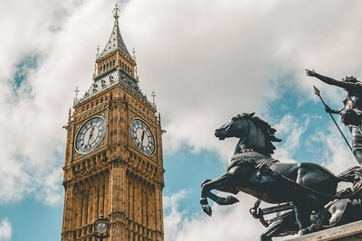 Big Ben London - Great place to visit in London